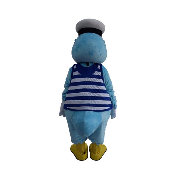 custom mascot malaysia sunway captain quack hola mascot 4