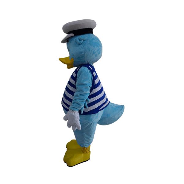 custom mascot malaysia sunway captain quack hola mascot 3