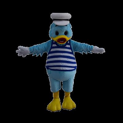 custom mascot malaysia sunway captain quack hola mascot 2