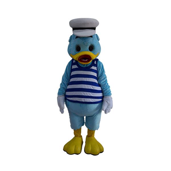 custom mascot malaysia sunway captain quack hola mascot 1