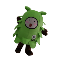 custom made mascot malaysia eco big tree hola mascot 10