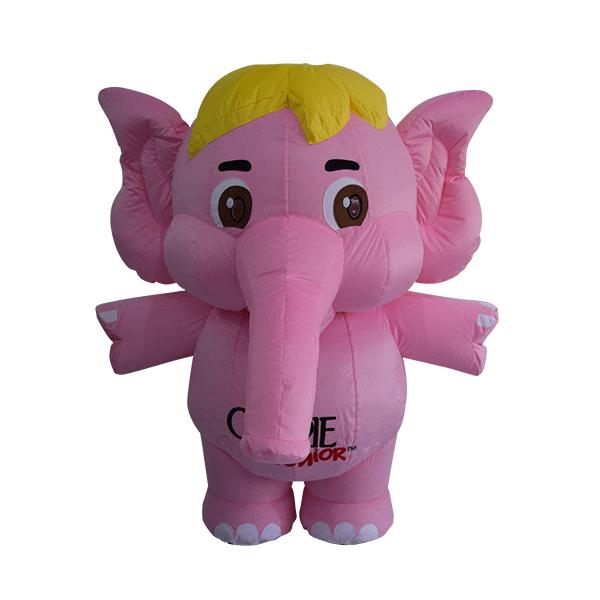 custom mascot malaysia carrie junior hola mascot 5